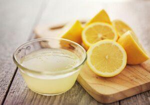 citron meilleur aliment detox