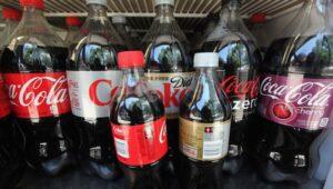 soda prise de poids