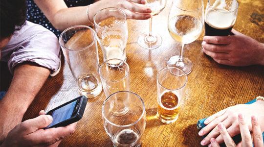 boire alcool sans grossir