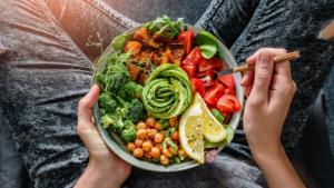 regime vegan et perte de poids